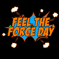 Feel the Force Day Aylesbury image