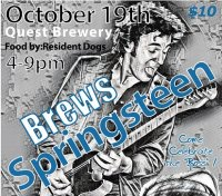 Brews Springsteen at Quest Brewery image