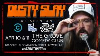 Dusty Slay's Return to The Grove image
