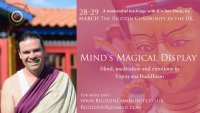 Mind's Magical Display II: Mind, meditation and emotions in Vajrayana Buddhism image
