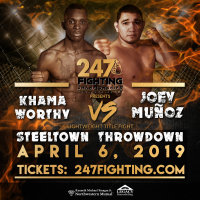 247 FC: Steeltown Throwdown image