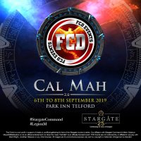 "FCD Events Presents ""Cal Mah 2.0"" image"
