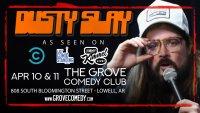 Dusty Slay's Return to The Grove image