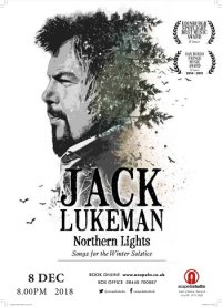Jack Lukeman - Northern Lights Songs for the Winter Solstice image
