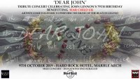 John Lennon's 79th Birthday Tribute in Aid of War Child UK image