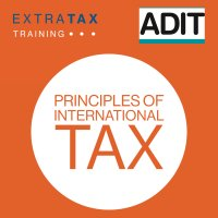 Principles of International Tax - Online ADIT Training Course for June 2021 image