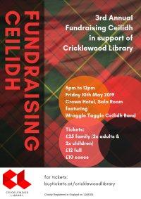 3rd Annual Fundraising Ceilidh image
