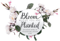 Live Oak Classical School 2018 Dinner and Auction - Bloom Where You Are Planted image