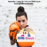 Boxing + Brunch Philly (Sept 21) image