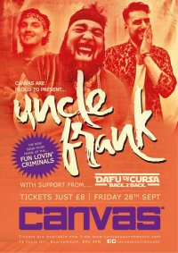 Uncle Frank LIVE image