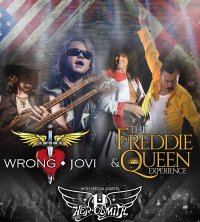 WRONG JOVI & THE FREDDIE QUEEN EXPERIENCE image