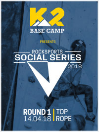 Rocksport Social Series | Round 1 : Top Rope image