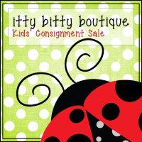 itty bitty Kids' Sale EARLY BIRD PRE-SALE - Fall 2019! image