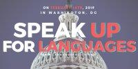 Language Advocacy Day 2019 image