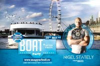 Boat Party London + After - Antonyo - 2020.08.29 image