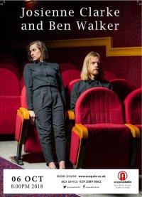 Josienne Clarke and Ben Walker image