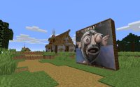 Build your ART+TECH Gallery in Minecraft image