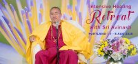 2-Day Intensive Healing Retreat with Sri Avinash - Portland, USA image