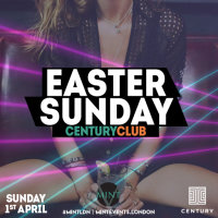 Mint Easter Sunday Party at Century Club image