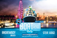 Boat Party + Club Fire After - Andrewboy & Steve Judge - 2019.07.20 image