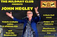 John Hegley image