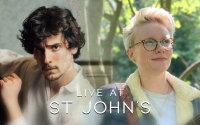 Live at St John's • Victor Marichal • Rosie Hopkins image