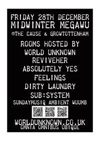 world unknown MIDWINTER MEGAWU image