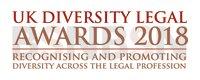 UK Diversity Legal Awards 2018 image