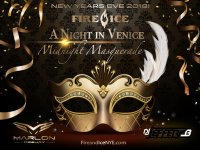 A Night in Venice Midnight Masquerade NYE 2018 image