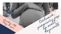 Pregnancy pop up event - Keyworth image