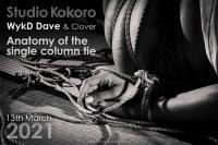 Kokoro Live: Anatomy of the Single Column Tie image