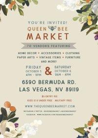 Queen Bee Vegas Workshops image