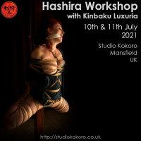 Hashira Workshop: July Edition with Kinbaku LuXuria image