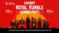 Cardiff Royal Rumble 2020 Viewing Party image