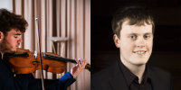 Sunday Concert: Timothy Ridout & Jâms Coleman image