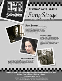 Songstage March 2018 image
