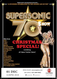 Supersonic 70's - Christmas Special! image