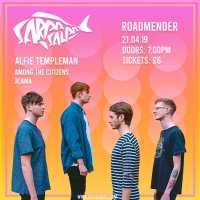 SARPA SALPA+ Special guest: Alfie Templeman + Among The Citizens image