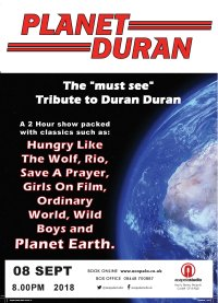 Planet Duran (A Tribute to Duran Duran) image