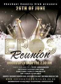 Eros Reunion we're Back image
