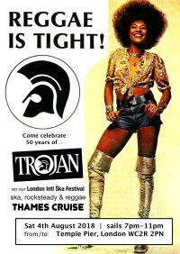 LISF celebrates Trojan Records 50th anniversary // Thames cruise image