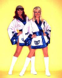 ABBA Girls Tribute - Nuneaton image