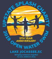 5th Anniversary Upstate Splash Charity Open Water Swim image