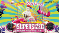 Sapphic Love Island -  super-sized London Pride After-Party image