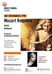 Mozart Requiem image