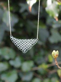Aoibhe Ní - Wire Tunisian Crochet Jewellery image