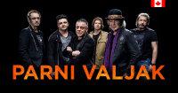 PARNI VALJAK - live in Calgary image