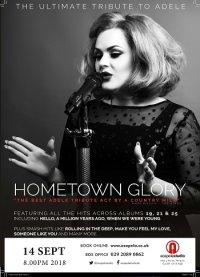 Hometown Glory (A Tribute to Adele) image