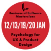 Psychology for UX and Product Design - A BoS Online Masterclass with Joe Leech image