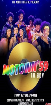 Motown '59: The Ultimate Show & Dinner image